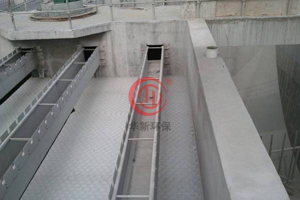 斜管  斜板  集水槽